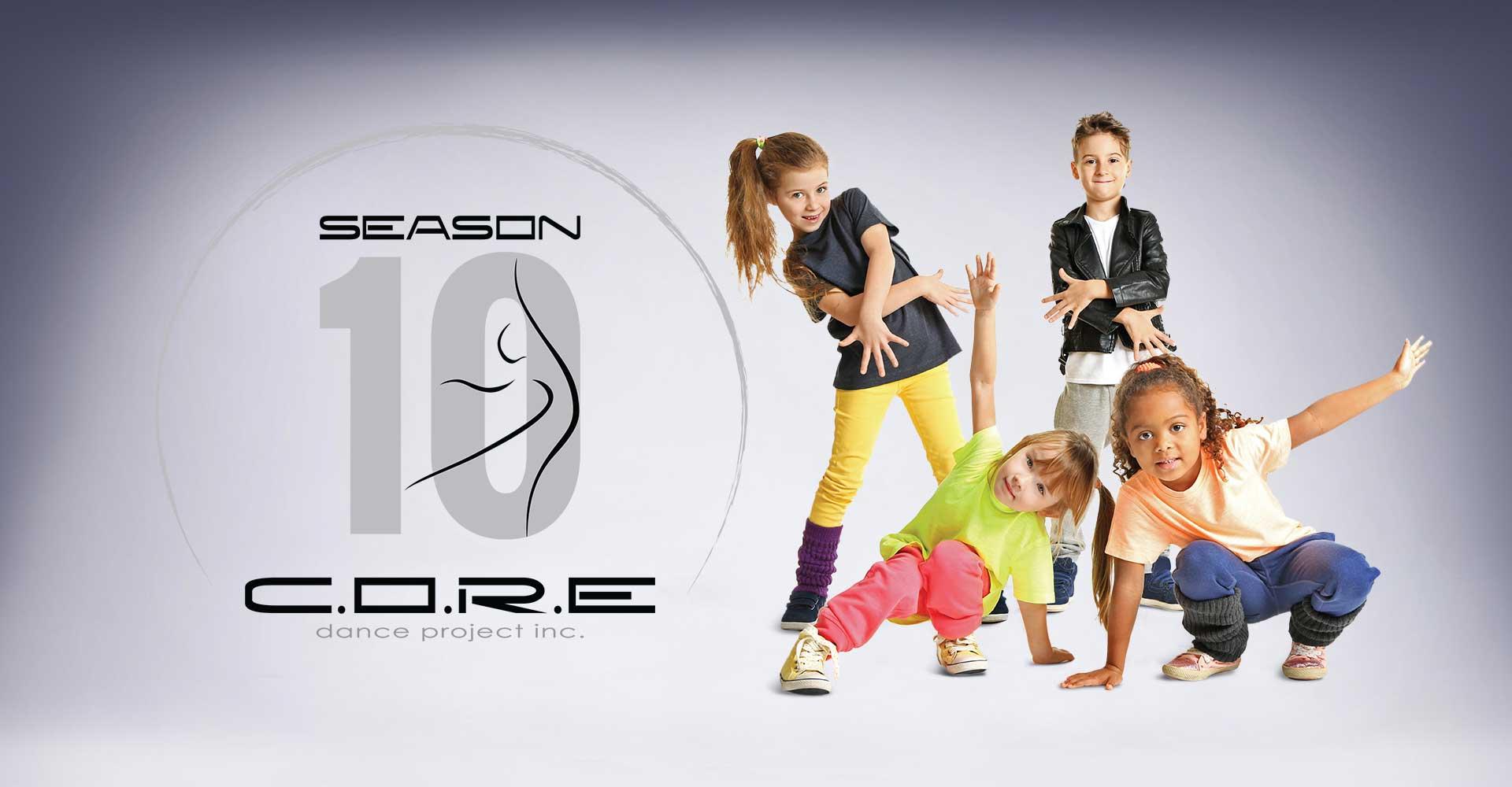 Core Dance Classes Paris Ontario