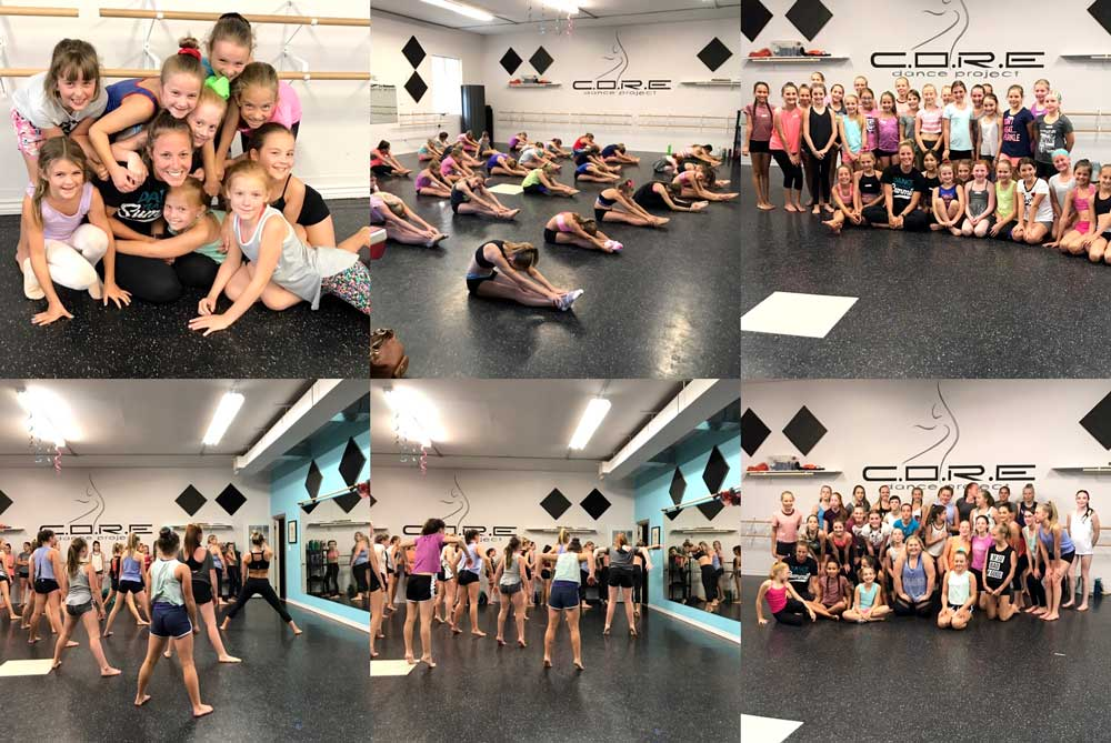 Core Dance Project Studio Info